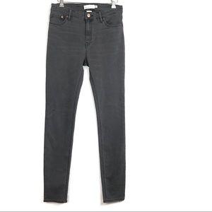 💎3/$25 H&M Gray Skinny Stretch Jeans Size 8